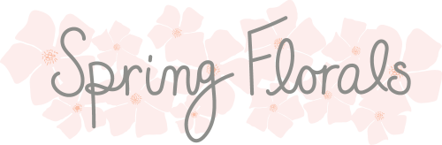 Spring Florals Logo